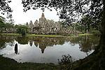 Temples d Angkor, ancienne cité royale khmer. Temple du Bayon  Cambodge..