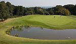 GROESBEEK - Golfbaan Rijk van Nijmegen. Nijmeegse baan  Green hole 15. COPYRIGHT KOEN SUYK