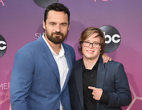 05 August 2019 - West Hollywood, California - Jake Johnson, Cole Sibus. ABC's TCA Summer Press Tour Carpet Event held at Soho House.   <br /> CAP/ADM/BB<br /> ©BB/ADM/Capital Pictures