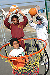 Basketball Blitz in Aston Village Educate Together...(Photo credit should read Jenny Matthews www.newsfile.ie)....This Picture has been sent you under the conditions enclosed by:.Newsfile Ltd..The Studio,.Millmount Abbey,.Drogheda,.Co Meath..Ireland..Tel: +353(0)41-9871240.Fax: +353(0)41-9871260.GSM: +353(0)86-2500958.email: pictures@newsfile.ie.www.newsfile.ie.