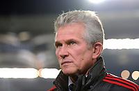 Fussball 1. Bundesliga:  Saison   2011/2012    16. Spieltag VfB Stuttgart - FC Bayern Muenchen  11.12.2011 Trainer Jupp Heynckes  (FC Bayern Muenchen)