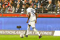 Kasim Adams (TSG 1899 Hoffenheim) - 02.03.2019: Eintracht Frankfurt vs. TSG 1899 Hoffenheim, Commerzbank Arena, 24. Spieltag Bundesliga, DISCLAIMER: DFL regulations prohibit any use of photographs as image sequences and/or quasi-video.