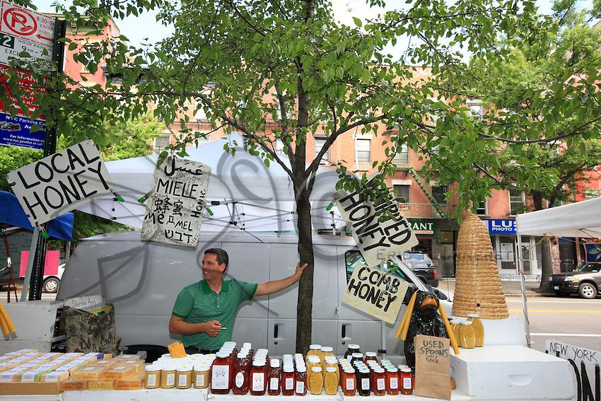 NYC beekeepers, the green wave