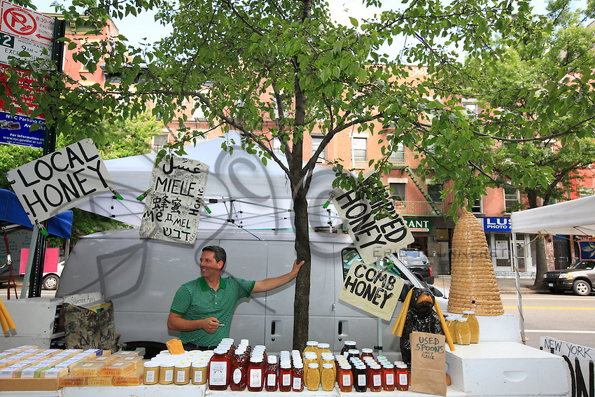NYC beekeepers, the green wave