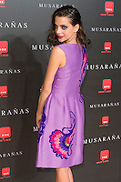 "Macarena Gomez attend the Premiere of the movie ""Musaranas"" in Madrid, Spain. December 17, 2014. (ALTERPHOTOS/Carlos Dafonte) /NortePhoto /NortePhoto.com"