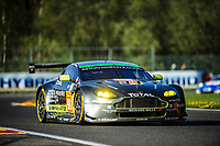 #98 ASTON MARTIN RACING (GBR) ASTON MARTIN V8 VANTAGE LMGTE AM PAUL DALLA LANA (CAN) PEDRO LAMY (PRT) MATHIAS LAUDA (AUT)