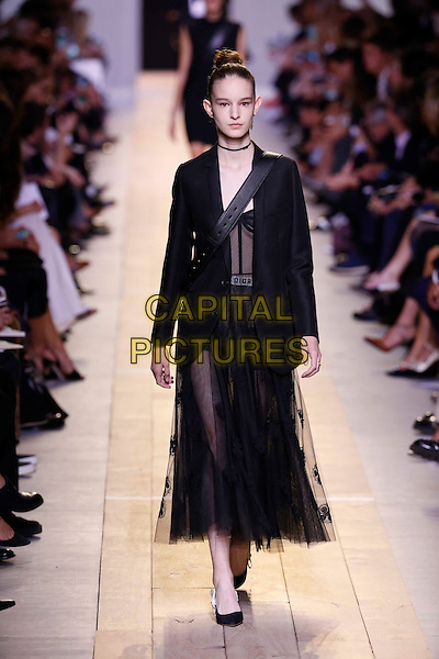 Christian Dior<br /> Paris Fashion Week Spring Summer 2017<br /> on September 30, 2016<br /> CAP/GOL<br /> &copy;GOL/Capital Pictures