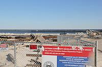 New marina construction - Pass Christian, Mississippi