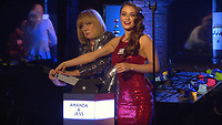 Jess Impiazzi &amp; Amanda Barrie<br /> Celebrity Big Brother 2018 - Day 1<br /> *Editorial Use Only*<br /> CAP/KFS<br /> Image supplied by Capital Pictures