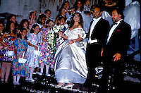 Mariah Carey Wedding 1993<br /> By Jonathan Green