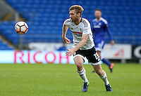 Tim Ream of Fulham in action during the The Emirates FA Cup 3rd Round match between Cardiff City and Fulham at The Cardiff City Stadium, Wales, UK. Sunday 08 January 2017