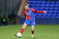 Ben Nunn of Dagenham during Tranmere Rovers vs Dagenham & Redbridge, Vanarama National League Football at Prenton Park on 11th November 2017