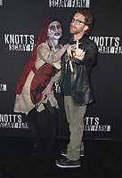 BUENA PARK, CA - SEPTEMBER 29:  Seth Green at Knott's Scary Farm & Instagram's Celebrity Night at Knott's Berry Farm in Buena Park, California on September 29, 2017. Credit: Faye Sadou/MediaPunch