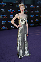 Elizabeth Debicki at the world premiere for &quot;Guardians of the Galaxy Vol. 2&quot; at the Dolby Theatre, Hollywood. <br /> Los Angeles, USA 19 April  2017<br /> Picture: Paul Smith/Featureflash/SilverHub 0208 004 5359 sales@silverhubmedia.com