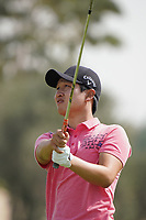 Jeunghun  Wang (KOR) during the final round of the Commercial Bank Qatar Masters 2020, Education City Golf Club , Doha, Qatar. 08/03/2020<br /> Picture: Golffile | Phil Inglis<br /> <br /> <br /> All photo usage must carry mandatory copyright credit (© Golffile | Phil Inglis)