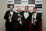 Masters Class Winners - F3 Cup Annual Dinner & Awards Brands Hatch 2012