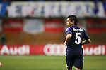 Yuto Nagatomo (JPN), .FEBRUARY 6, 2013 - Football / Soccer : .KIRIN Challenge Cup 2013 Match between Japan 3-0 Latvia .at Home's Stadium Kobe in Hyogo, Japan. .(Photo by Akihiro Sugimoto/AFLO SPORT)