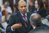 El ex boxeador Jose Luis Castillo ahora diputado local.
