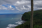Pololu Valley, Big Island, Hawaii. Jan. 2015. Photo by Thierry Gourjon.