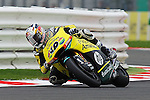 hertz british grand prix during the world championship 2014.<br /> Silverstone, england<br /> August 28, 2014. <br /> FP Moto2<br /> maverick viñales<br /> PHOTOCALL3000/ RME