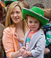 St Patrick's Day Parade (Mar 2014) Drogheda