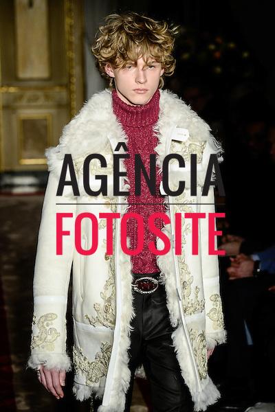 Roberto Cavalli<br /> <br /> Milao Masculino - Inverno 2016<br /> <br /> <br /> foto: FOTOSITE