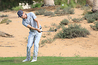 Niklas Lemke (SWE) in action during round 3, Ras Al Khaimah Challenge Tour Grand Final played at Al Hamra Golf Club, Ras Al Khaimah, UAE. 02/11/2018<br /> Picture: Golffile | Phil Inglis<br /> <br /> All photo usage must carry mandatory copyright credit (&copy; Golffile | Phil Inglis)