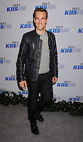 LOS ANGELES, CA - DECEMBER 03: James Van Der Beek attends the KIIS FM's Jingle Ball 2012 held at Nokia Theatre LA Live on December 3, 2012 in Los Angeles, California.PAP1212JP341
