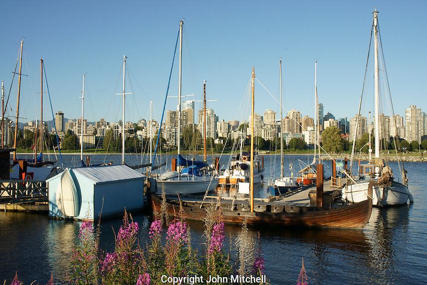 Heritage Harbour, Vancouver Maritime Museum, Vancouver, British Columbia, Canada