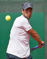 The Hague, Netherlands, 26 July, 2016, Tennis,  The Hague Open , Boy Westerhof (NED)<br /> Photo: Henk Koster/tennisimages.com