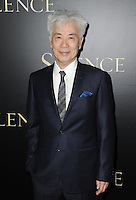 www.acepixs.com<br /> <br /> January 5 2017, LA<br /> <br /> Issey Ogata arriving at the premiere of 'Silence' on January 5, 2017 in Los Angeles, California.<br /> <br /> By Line: Peter West/ACE Pictures<br /> <br /> <br /> ACE Pictures Inc<br /> Tel: 6467670430<br /> Email: info@acepixs.com<br /> www.acepixs.com