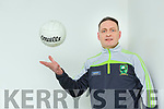 Donal O'Donerty the new Kerry Ladies manager