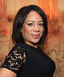 Selenis Leyva attends The Vineyard Theatre's Emerging Artists Luncheon at The National Arts Club on November 9, 2017 in New York City.