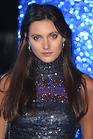 Matilda Lowther<br /> at the fashionable screening of &quot;Zoolander No.2&quot;, Empire Leicester Square, London.<br /> <br /> <br /> &copy;Ash Knotek  D3079 04/02/2016