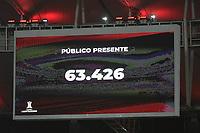 Rio de Janeiro (RJ), 11/03/2020 - Flamengo-Barcelona SC -  Partida entre Flamengo e Barcelona SC, valida pela Copa Libertadores, realizada no Estadio Jornalista Mario Filho (Maracana), na zona norte do Rio de Janeiro, nesta quarta-feira (11). (Foto: Andre Fabiano/Codigo 19/Codigo 19)