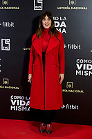 Eva Ugarte attends to 'Como la Vida Misma' film premiere during the 'Madrid Premiere Week' at Callao City Lights cinema in Madrid, Spain. November 12, 2018. (ALTERPHOTOS/A. Perez Meca) /NortePhoto.com