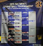 2015 SEC tournament Arkansas vs Kentucky