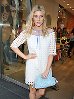 Ashley James at the Folli Follie x HELLO! Magazine party, Folli Follie, Park House, Oxford Street, London, England, UK, on Thursday 25 August 2016.<br /> CAP/CAN<br /> &copy;CAN/Capital/MediaPunch  **USA and South America Only**