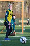 04.12.2018, Trainingsgelaende am Weserstadion, Bremen, GER, 1.FBL, Training SV Werder Bremen<br /> <br /> im Bild <br /> Julian Rieckmann (Werder Bremen II #21), <br /> <br /> Foto &copy; nordphoto / Ewert