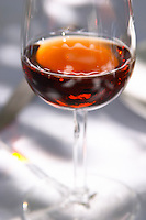 glass of tawny quinta do vallado douro portugal
