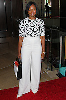 BEVERLY HILLS, CA, USA - MAY 09: Garcelle Beauvais at the The Helping Hand Of Los Angeles Mother's Day Luncheon held at The Beverly Hilton Hotel on May 9, 2014 in Beverly Hills, California, United States. (Photo by Xavier Collin/Celebrity Monitor)