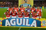 Independiente Santa Fe venció como local 1-0 a Atlético Nacional. Fecha 1 Liga Águila II-2017.