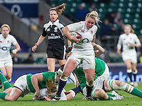 Women's 6 Nations England Women v Ireland Women 27th February 2016