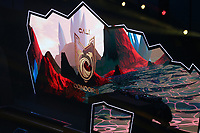 Logo  CALI CONDORS<br /> Napoli 13-10-2019 Piscina Felice Scandone <br /> ISL International Swimming League <br /> Photo Cesare Purini/Deepbluemedia/Insidefoto