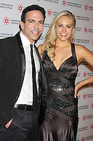 Bill Dorfman, Lindsey Sporrer<br /> at the American Friends of Magen David Adomís Red Star Ball, Beverly Hilton Hotel, Beverly Hills, CA 10-23-14<br /> David Edwards/DailyCeleb.com 818-915-4440