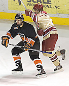 Will Harvey, J.D. Corbin - The Princeton University Tigers defeated the University of Denver Pioneers 4-1 in their first game of the Denver Cup on Friday, December 30, 2005 at Magness Arena in Denver, CO.