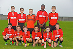 Tralee Dynamos U12 Team - Dynamos V Killorglin AFC  at  Cahermoneen ground on Friday