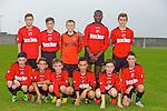 Tralee Dynamos U12 Team - Dynamos V Killorglin AFC  at  Cahermoneen ground on Friday