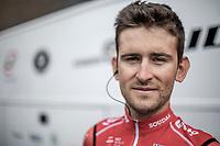 Tiesj Benoot (BEL/Lotto-Soudal) pre race<br /> <br /> 78th Euro Metropole Tour 2018<br /> La Louvi&egrave;re &ndash; Tournai (BEL): 206km