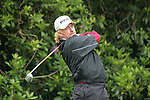 Miguel Angel Jimenez of Spain during the final round of the BMW PGA Championship on the 27th of May 2007 at the Wentworth Golf Club, Surrey, England. (Photo by Manus O'Reilly/NEWSFILE)